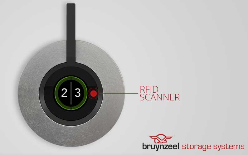 RFID-Scanner Bruynzeel Storage Systems